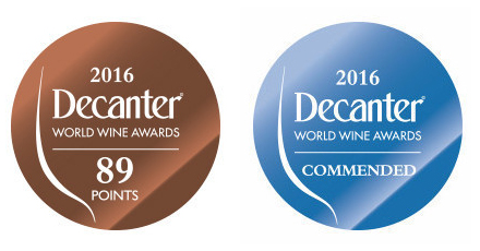 89 points for Carmelita Malbec at Decanter World Wine Awards 2016!