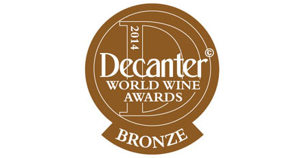 Decanter Wine Award for Carmelita Vista